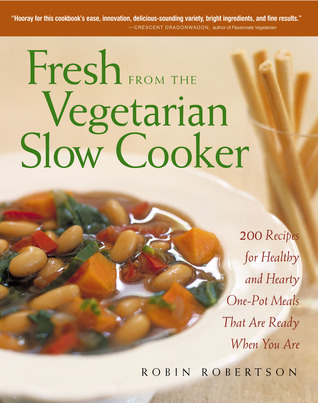 Fresh Vegetarian Slow Cooker